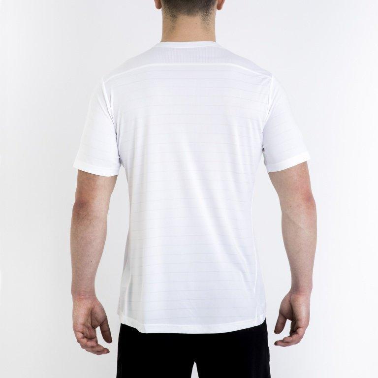 Koszulka Joma Campus II 100417.200 biały 152 cm