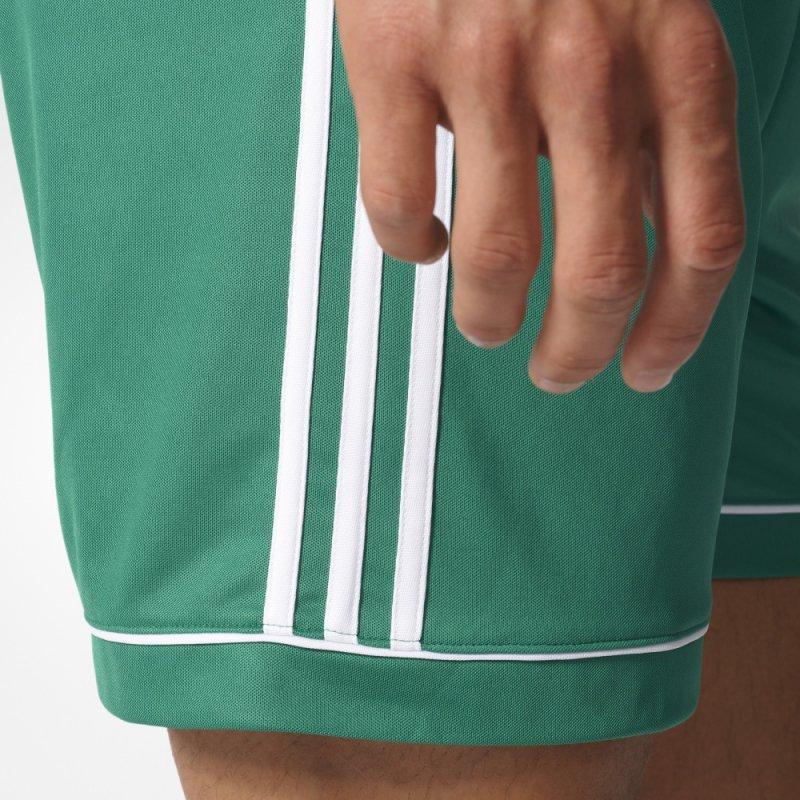 Spodenki adidas Squadra 17 BJ9231 zielony XL