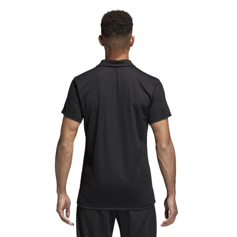 Koszulka adidas Polo Core 18 CE9037 czarny XL