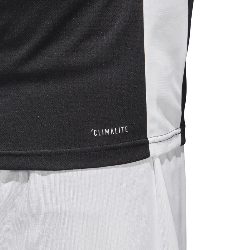 Koszulka adidas Entrada 18 JSY CF1035 czarny 128 cm