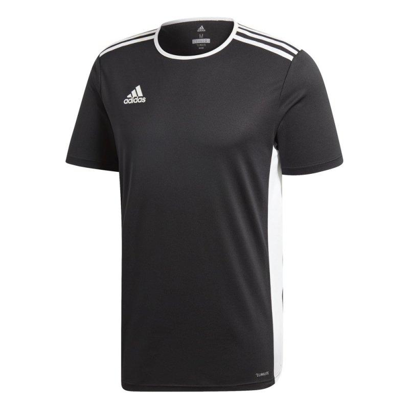 Koszulka adidas Entrada 18 JSY CF1035 czarny XL