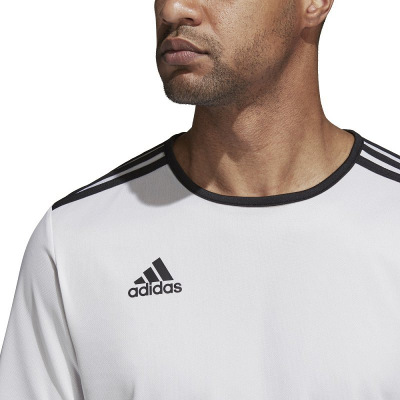 Koszulka adidas Entrada 18 JSY CD8438 biały XL