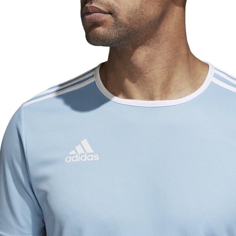 Koszulka adidas Entrada 18 JSY CD8414 niebieski 116 cm