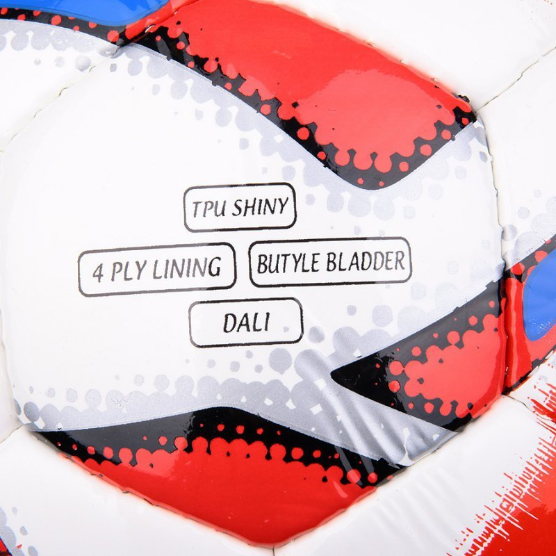 Piłka Joma Dali Soccer Ball 400083 600 4 biały 4