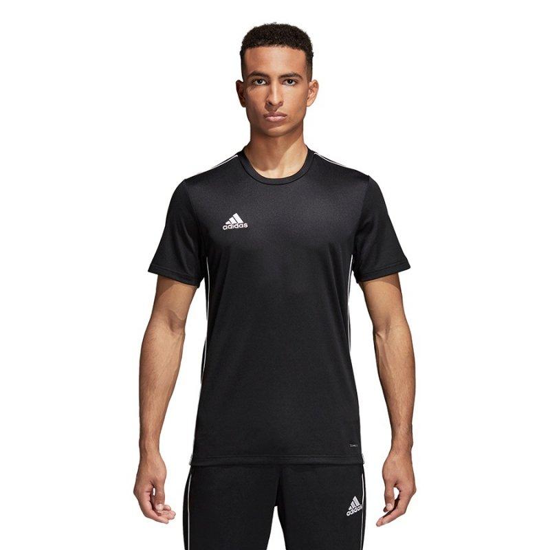 Koszulka adidas Core 18 JSY CE9021 czarny XL