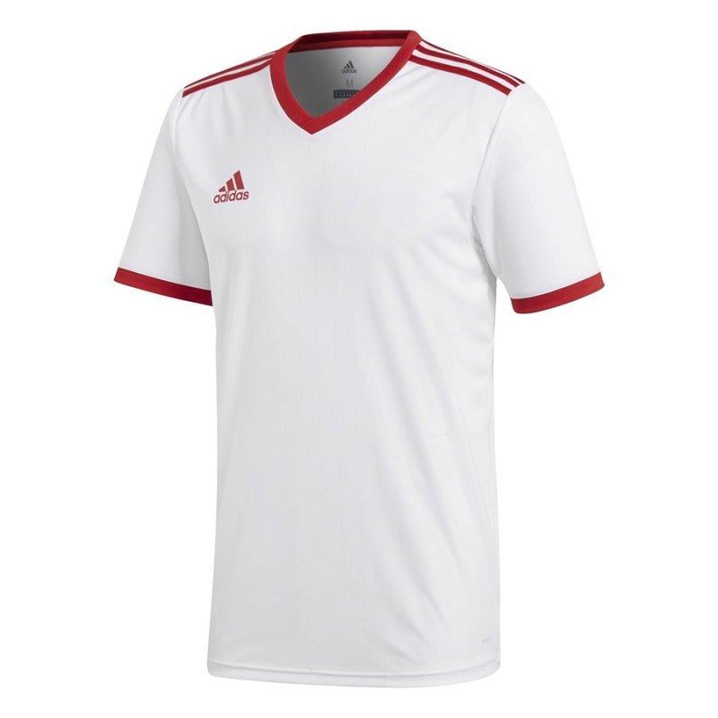 Koszulka adidas Tabela 18 JSY CE1717 biały M