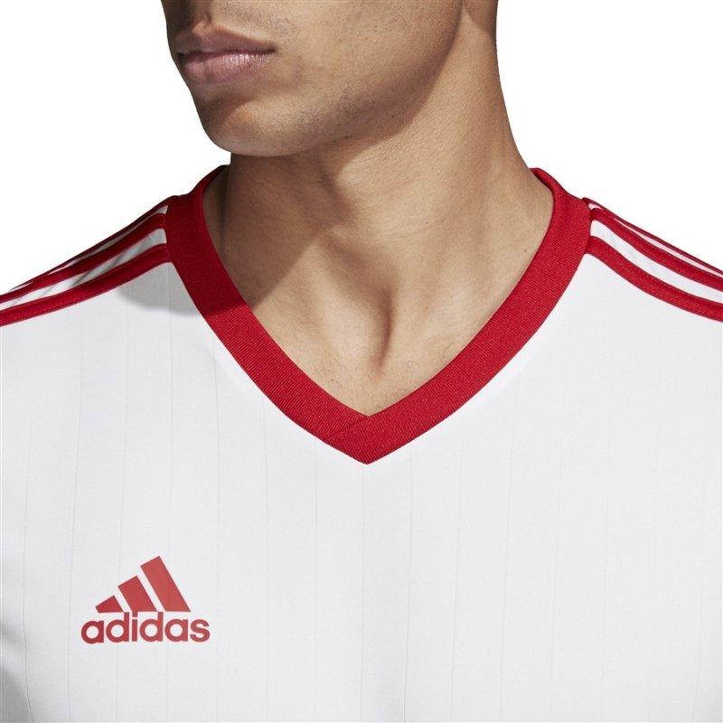 Koszulka adidas Tabela 18 JSY CE1717 biały XXL