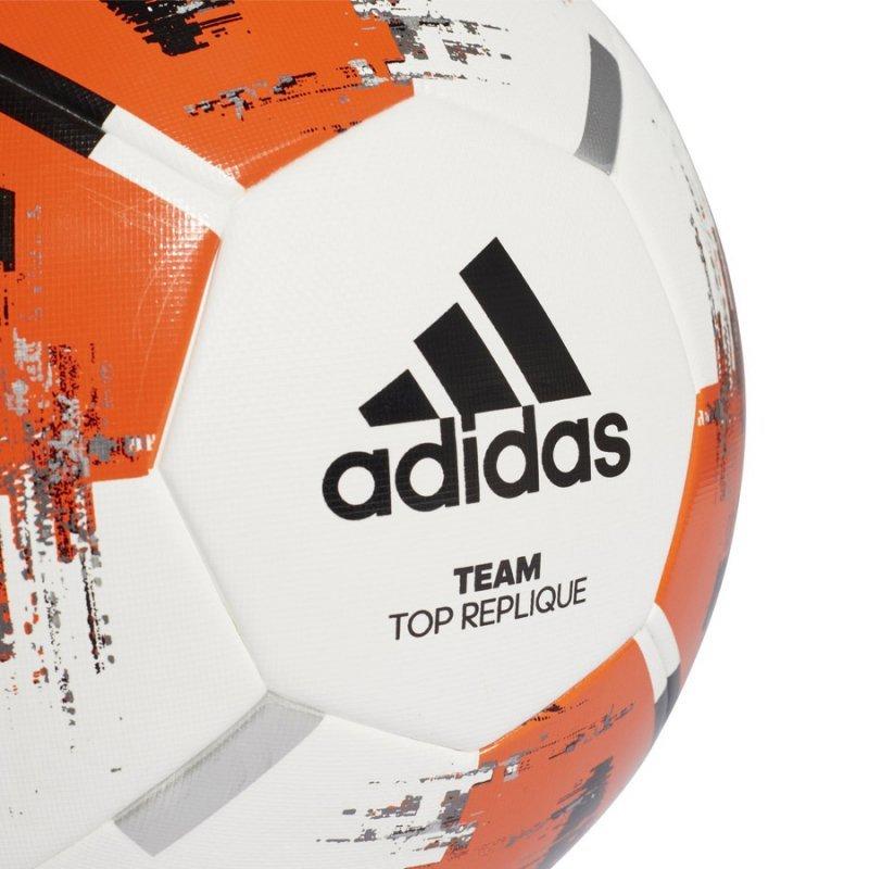 Piłka adidas Team Top Replique CZ2234 biały 5