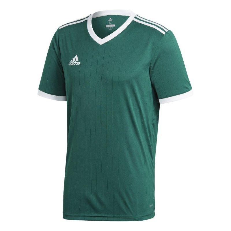 Koszulka adidas Tabela 18 JSY CE8946 zielony 140 cm