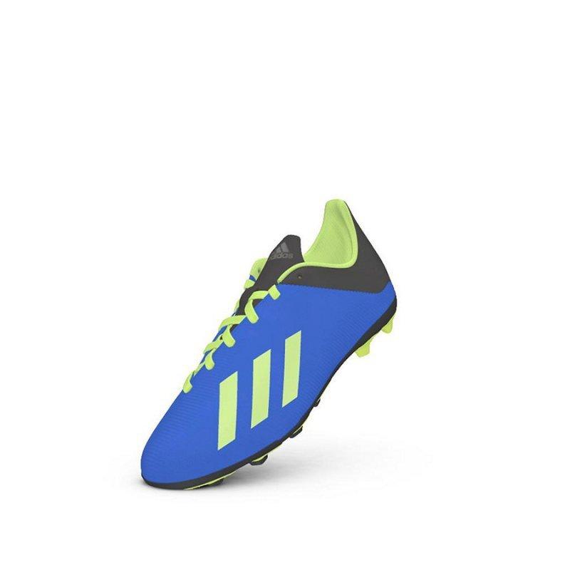 Buty adidas X 18.4 FxG J DB2419 niebieski 38 2/3