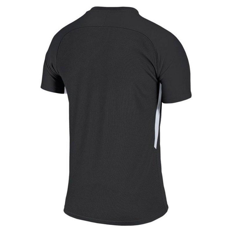 Koszulka Nike Y Tiempo Premier JSY SS 894111 010 czarny XL (158-170cm)