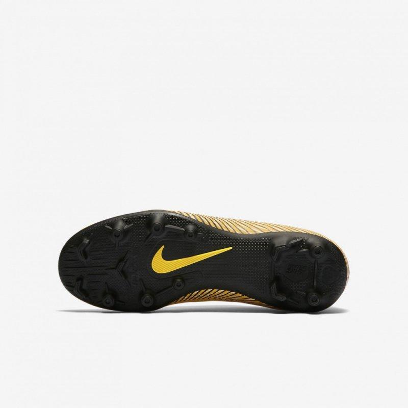 Buty Nike JR Mercurial Vapor 12 Club Neymar MG AO9472 710 żółty 38