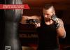 BUDO-E 1 - Skórzane rękawice treningowe do MMA, Krav Magi -XL