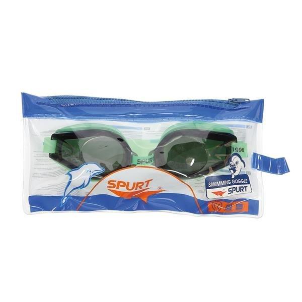 1200 AF GREEN/SMOKE 26 OKULARKI SPURT