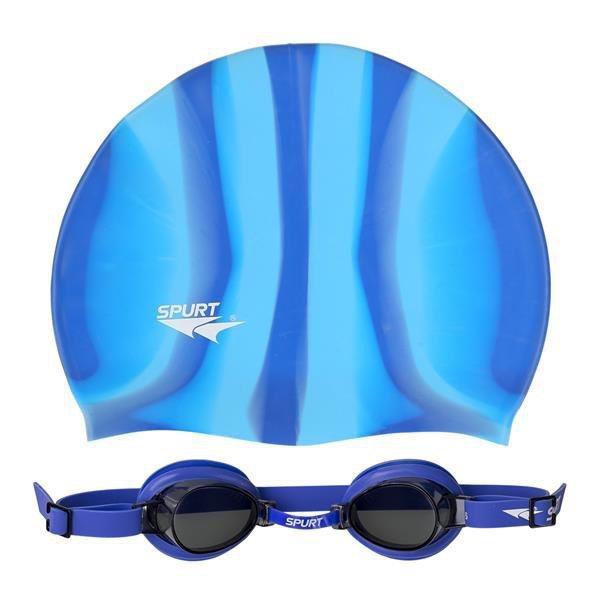 SET 1100 AF 12 BLUE + MI 1 ZEBRA  SPURT
