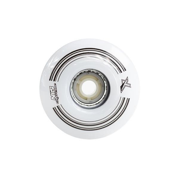 KD5432 100A LED BIAŁE 54x32mm KÓŁKA (4szt.) DO DESKOROLEK NILS EXTREME