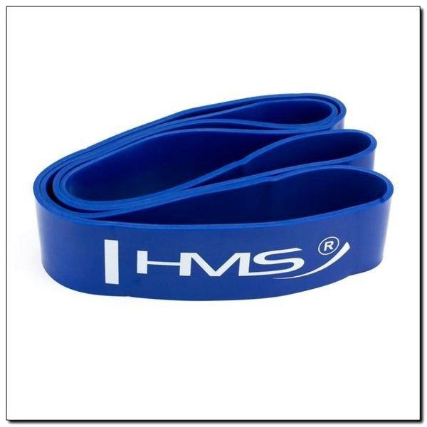 GU05 BLUE 64 x 4.5 x 2080 MM GUMA DO ĆWICZEŃ HMS