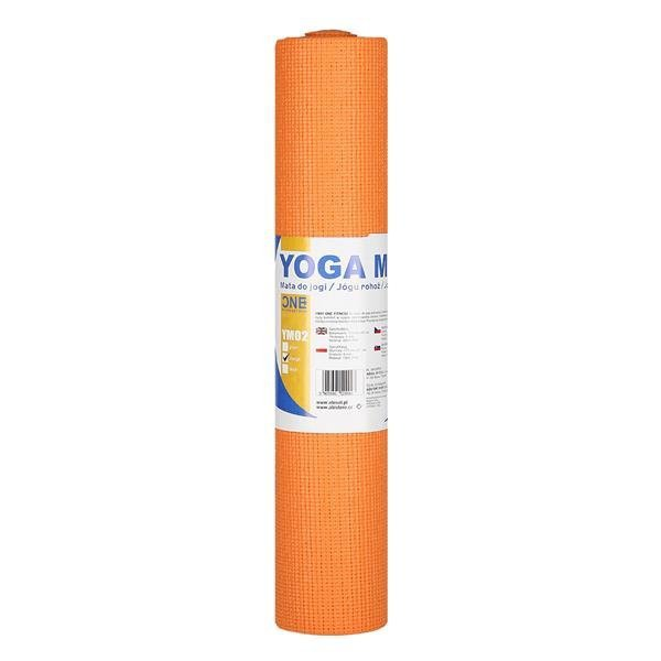 YM02 ORANGE MATA DO YOGI ONE FITNESS