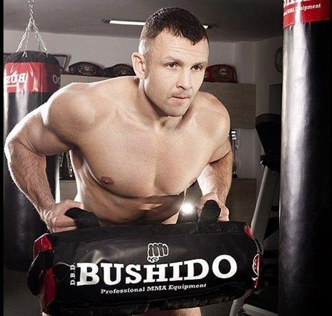 Profesjonalny sandbag trenngowy DBX BUSHIDO - 1-35 kg