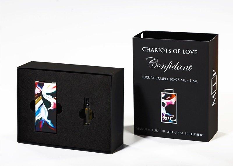Confidant  Luxury  Sample Box 5ML+1ML