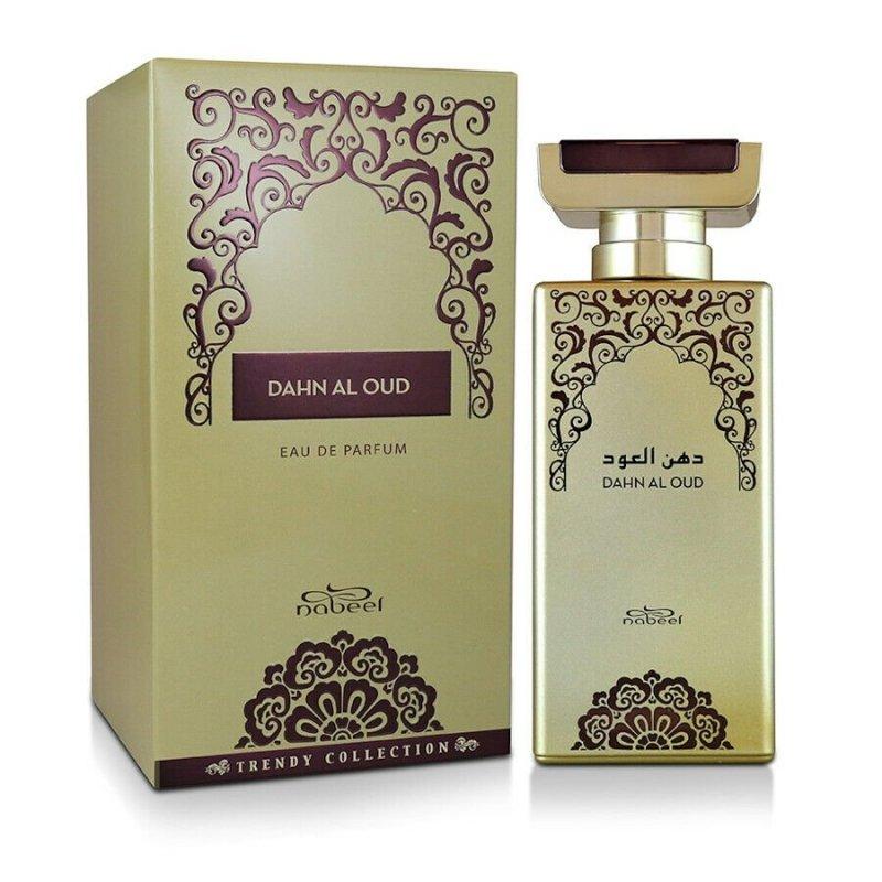 Nabeel Dahn Al Oud woda perfumowana dla mężczyzn 100ml