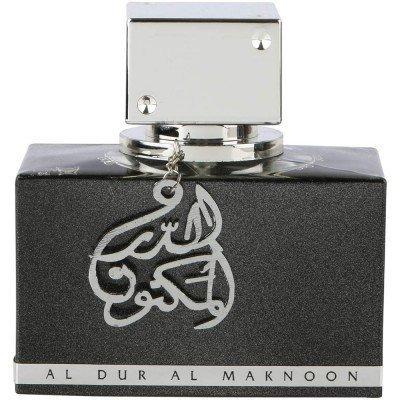 Lattafa Al Dur Al Maknoon Silver woda perfumowana 100 ml + dezodorant 50 ml
