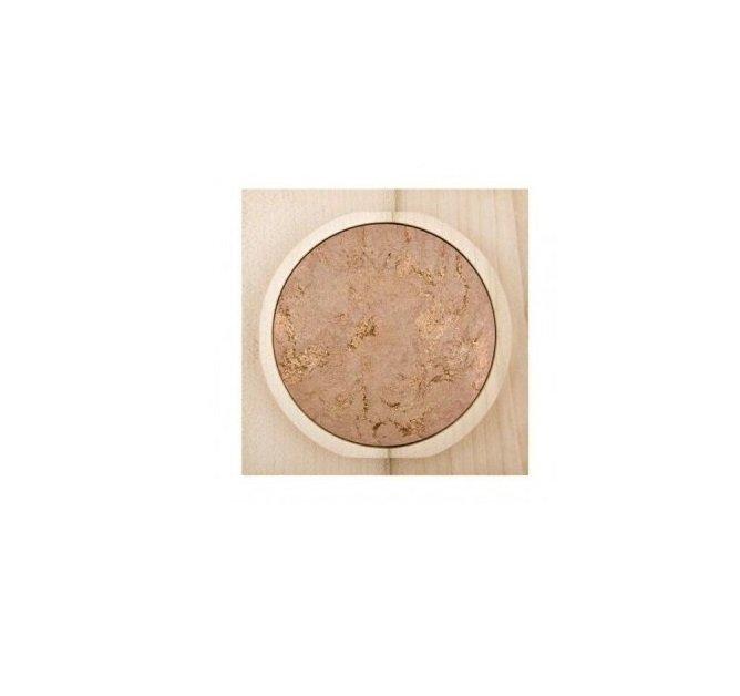 Puder w kamieniu  rozświetlający - mineralizujący KIDE Y SILVER