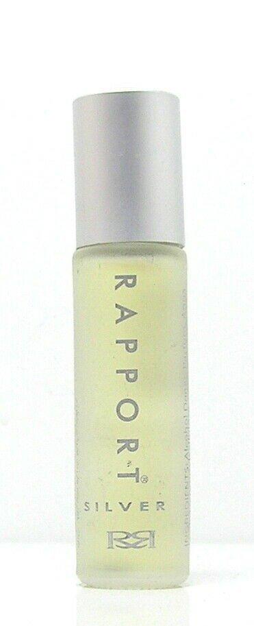 Rapport Silver perfumy dla mężczyzn 10 ml roll-on
