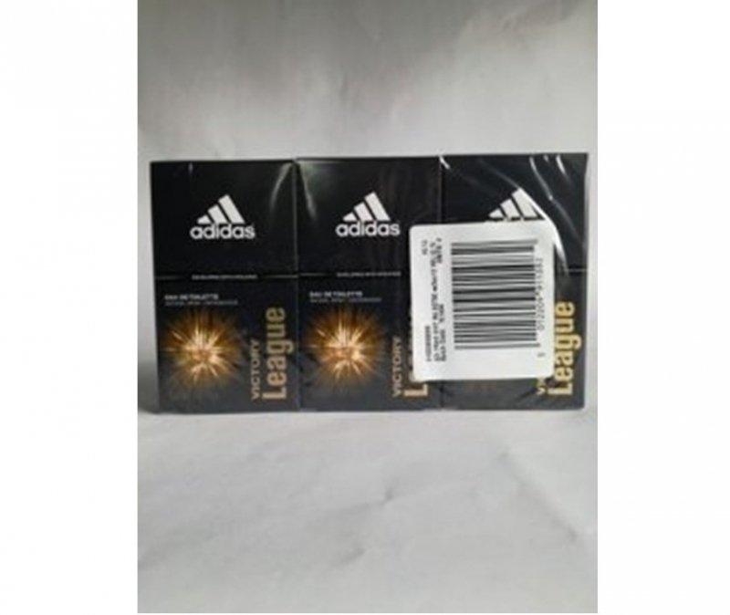Adidas Victory League woda toaletowa 50 ml 3 szt Pakiet