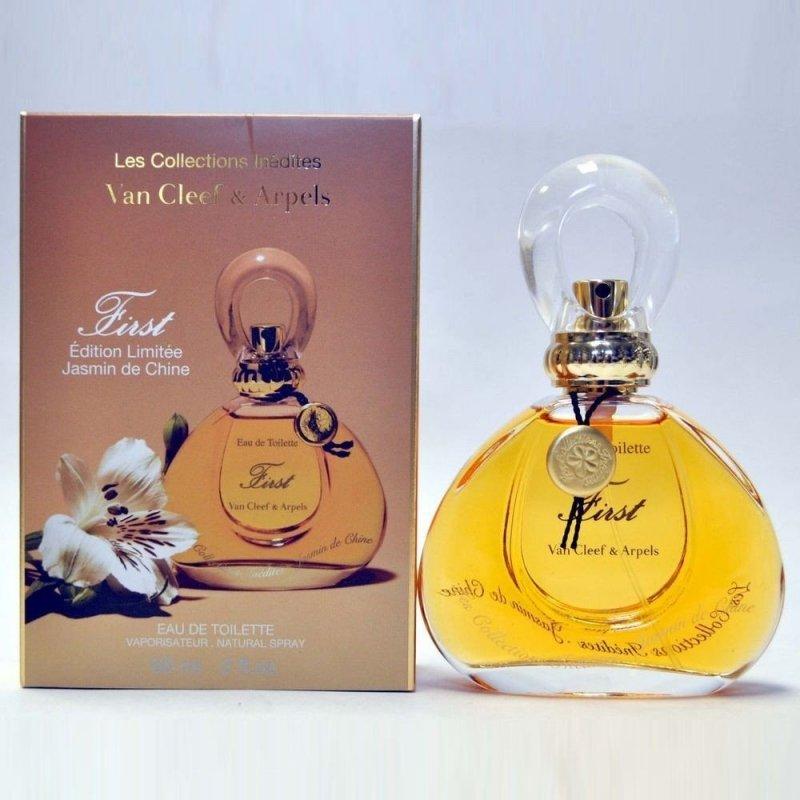Van Cleef & Arpels First Jasmin de Chine woda toaletowa 60 ml limitowana edycja
