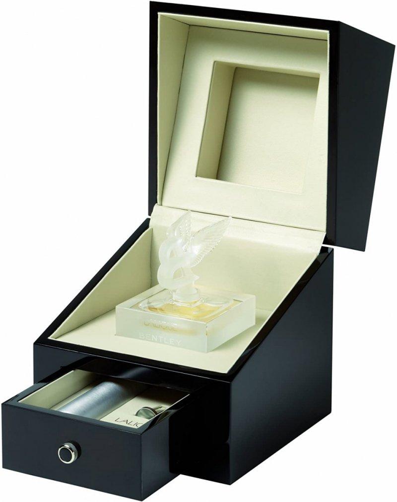 Bentley Lalique for Bentley Crystal Edition eau de parfum 40 ml