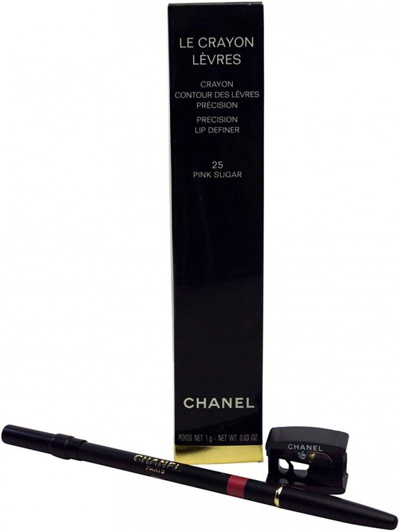 Chanel konturówka do ust Le Crayon Levres Precision Lip Definer 25 Pink Sugar