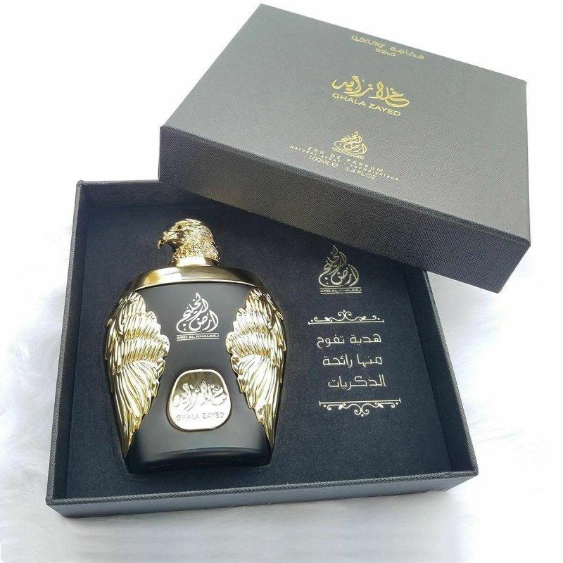 Ard Al Khaleej Ghala Zayed Luxury Gold woda perfumowana 100 ml