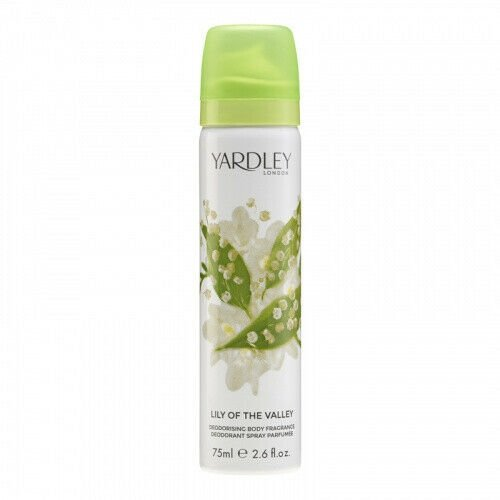 Yardley Lily of the Valley Dezodorant spray 75 ml