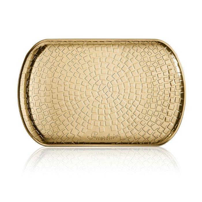 Guerlain Goldenland Harmony luksusowa paleta cieni 10 x1g