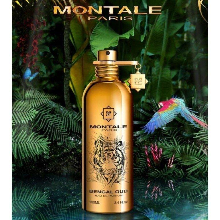 Montale Paris Bengal Oud woda perfumowana 100ml