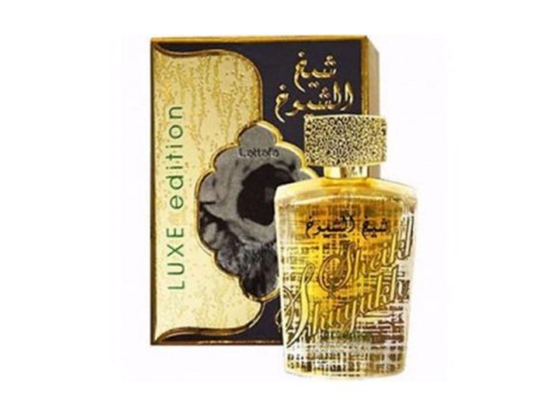 Lattafa Sheikh Al Shuyukh Luxe Edition woda perfumowana 100 ml