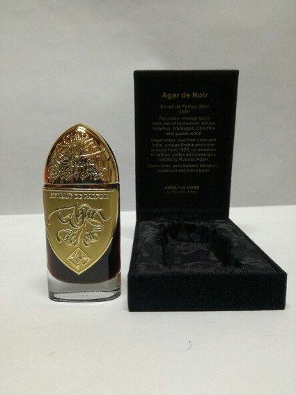 AREEJ LE DORE  Agar de Noir ekstrakt perfum 30ml