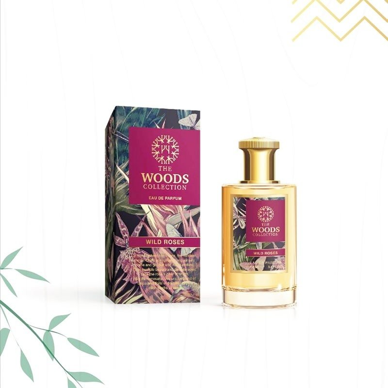 The Woods Collection Wild Roses woda perfumowana 100 ml