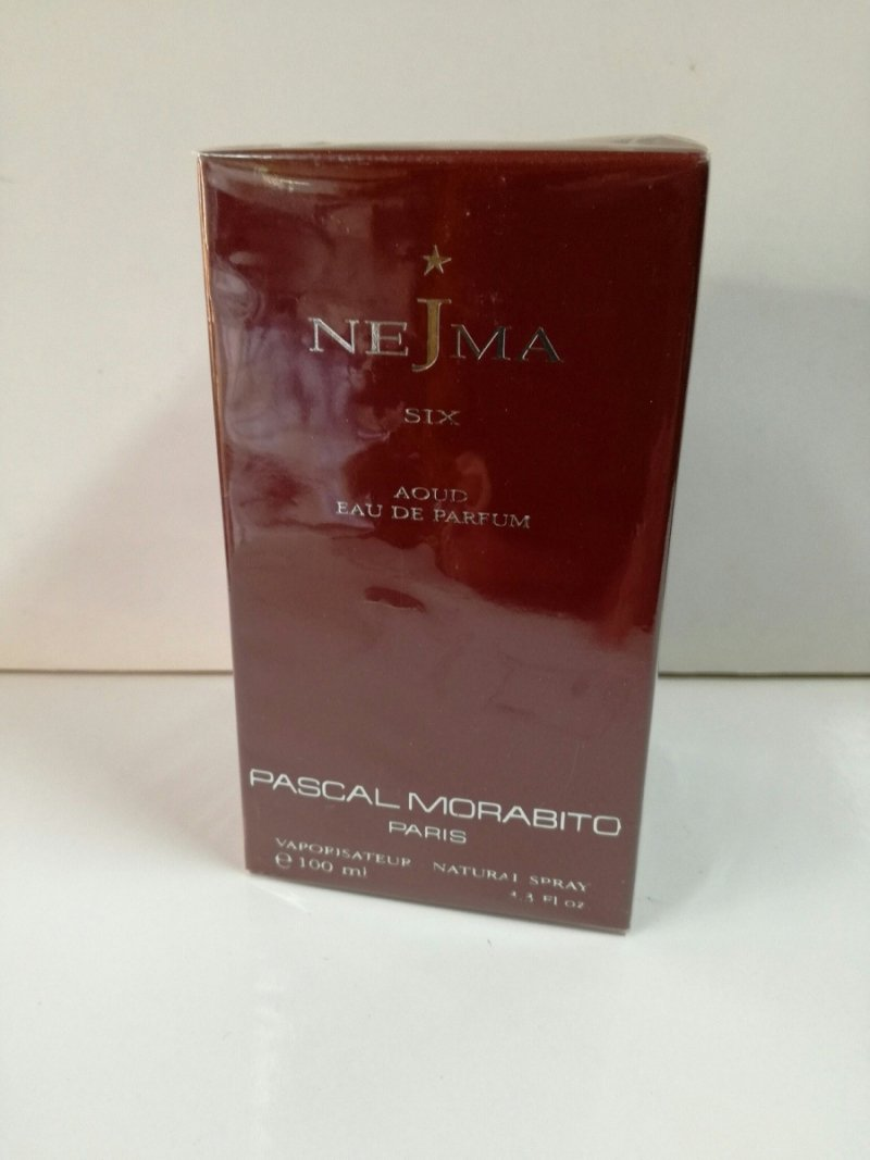 Nejma Six for Women by Pascal Morabito Aoud woda perfumowana 100 ml