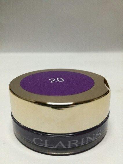Clarins Cień matowy do Powiek Ombre Velvet 20 Ultra Violet 7 g