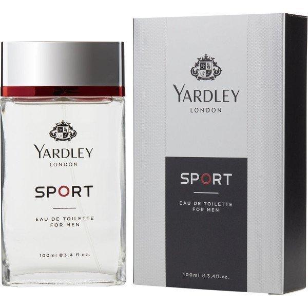 Yardley Sport woda toaletowa dla mężczyzn 100 ml