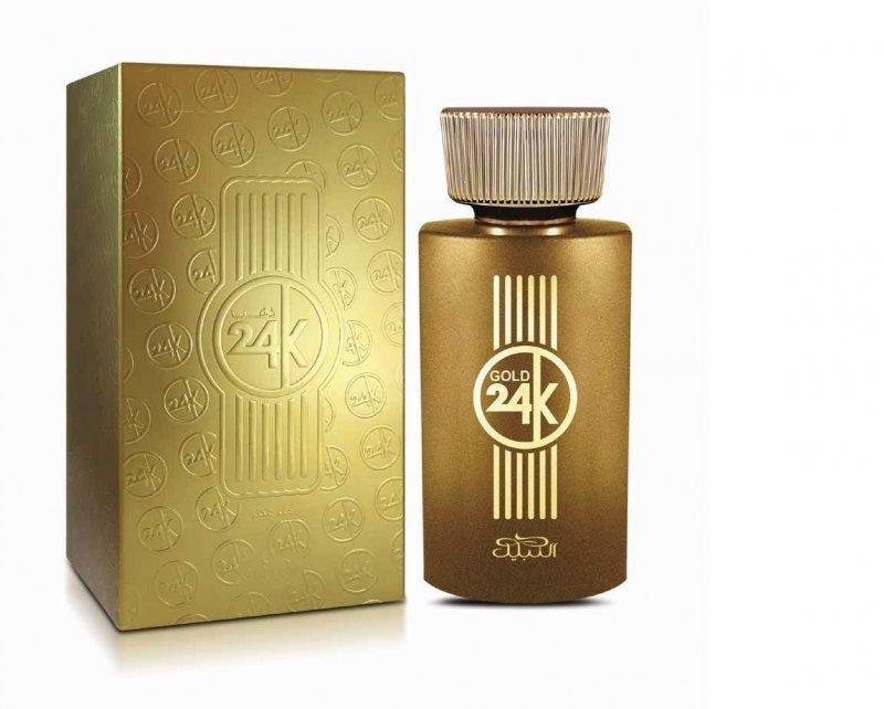 Nabeel Parfumes Gold 24k woda perfumowana 100 ml