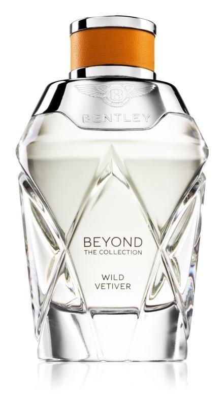 Bentley Beyond The Collection Wild Vetiver woda perfumowana dla mężczyzn 100 ml unbox