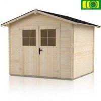 Drewniany domek ogrodowy BAŁWATEK 2 200/200