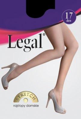 Rajstopy stretch legal 5.