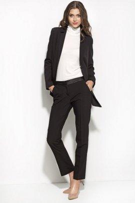 a7ece65ce0dea4 36 42 44 · Nife Czarne eleganckie spodnie ...