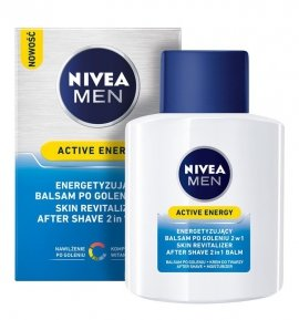 NIVEA MEN Balsam po goleniu Active Energy 2w1  100ml