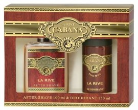 La Rive La Rive for Men Cabana Zestaw/woda p/g100ml+deo150ml/