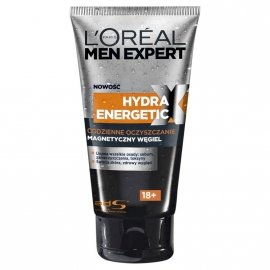 Loreal Men Expert Hydra Energetic X-Treme Magnetyczny Węgiel 18+  150ml
